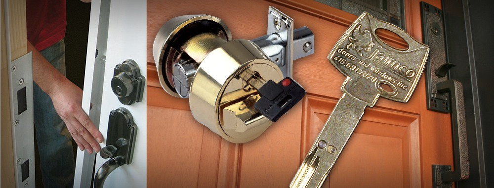 Locks and Security products sold and installed in Toronto and the Beaches